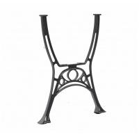 noga aluminiowa do ławki