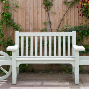 ławka ogrodowa