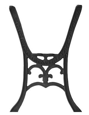 noga do stolika